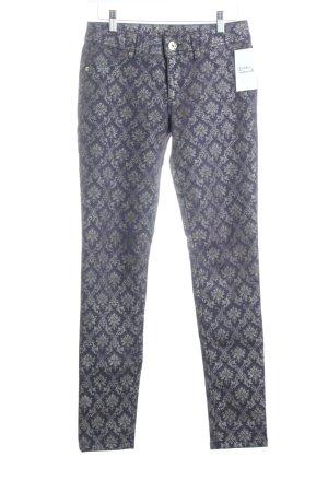 """Dl1961 Skinny Jeans """"Emma legging ornate"""" dunkelviolett"""
