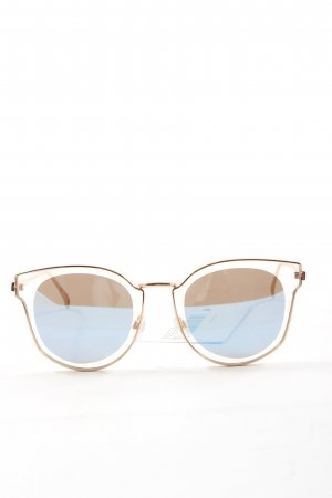 DM Butterfly Glasses gold-colored casual look