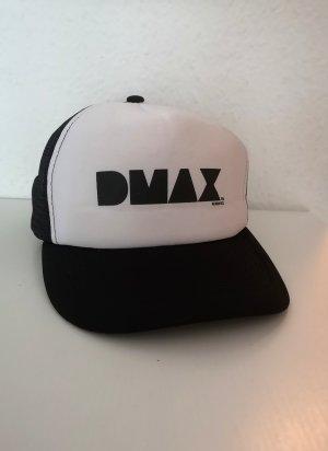 DMAX Platte pet wit-zwart