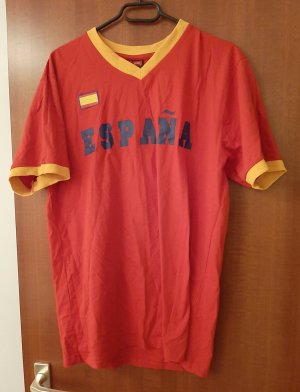 DNY 1910 International T-Shirt Shirt Top Espana Spanien Trikot 7