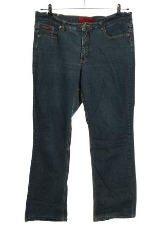 DNY Jeans svasati blu stile casual