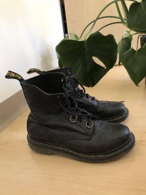 Doc Martens Bottes à lacets noir