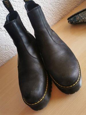 Doc Martens Chelsea laarzen zwart