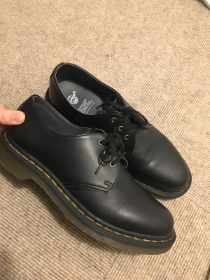 Dr. Martens Chaussure Oxford noir