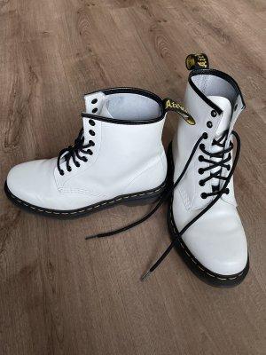 Doc Martens Lace-up Boots white-black