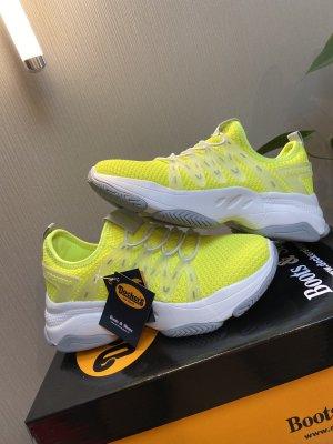 Dockers 36 neon gelb sneakers neu