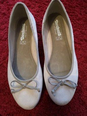 Dockers Ballerina's met bandjes veelkleurig
