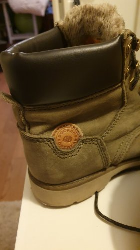 Dockers Boots mit fell