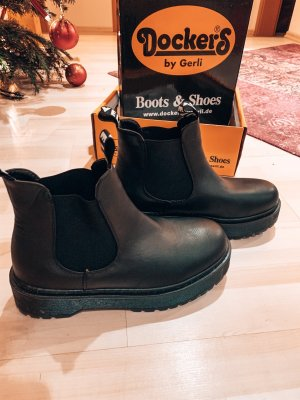 Dockers Chelsea Boot noir
