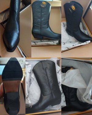 Dockers Boots western noir