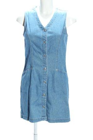 Dockers Jeanskleid blau Casual-Look