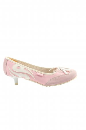 Dockers Loafers pink-white casual look