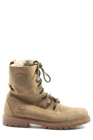 Dockers Winter boots bruin casual uitstraling