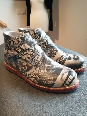 DOGO Ankle Boots multicolored