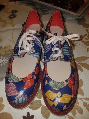 DOGO Pency, Schuhe, Gr 37, blau