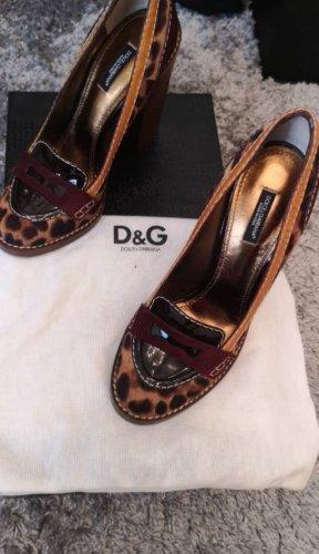 Dolce and Gabbana schuhe