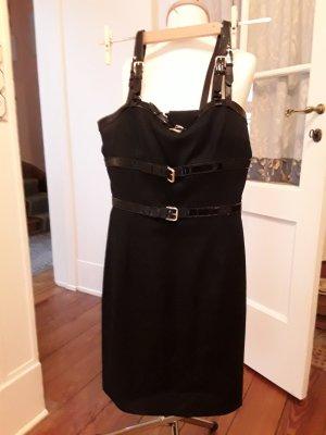 Dolce & Gabanna Corsage Dress black