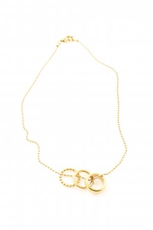 Dolce & Gabanna Collier goldfarben Casual-Look
