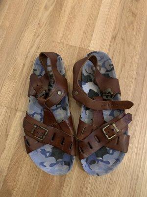 Dolce & Gabbana Sandały rzymskie brązowy
