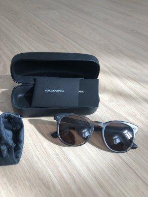 Dolce & Gabbana Round Sunglasses multicolored acetate