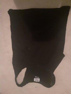 Dolce & Gabbana Koszulka o kroju podkreślającym sylwetkę czarny