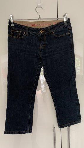 Dolce & Gabbana Jeans a 3/4 blu scuro