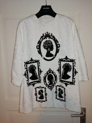 Dolce & Gabbana Lange top wit