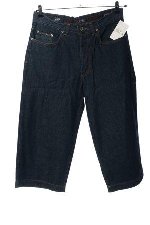Dolce & Gabbana 7/8 Jeans blau Casual-Look