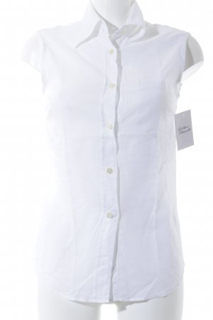Dolce & Gabbana ärmellose Bluse weiß Casual-Look