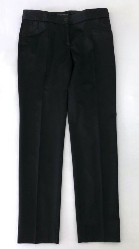 Dolce & Gabbana Jersey Pants black wool