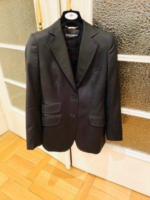 Dolce & Gabbana Tailleur-pantalon noir