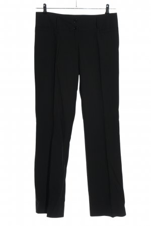 Dolce & Gabbana Anzughose schwarz Business-Look
