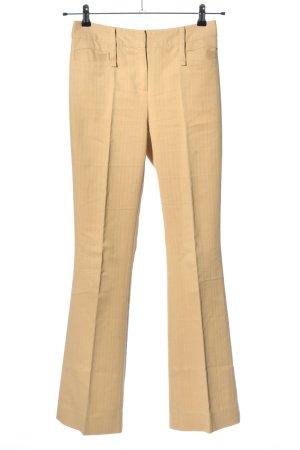 Dolce & Gabbana Anzughose wollweiß Casual-Look