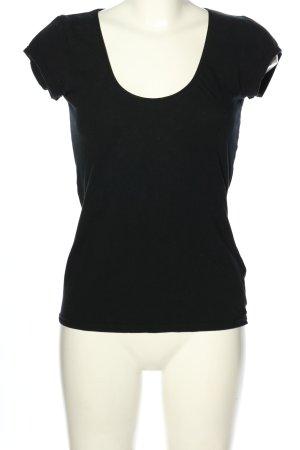 Dolce & Gabbana Shirt basique noir style décontracté