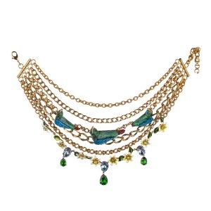 Dolce&Gabbana Birds Gold-Tone Necklace