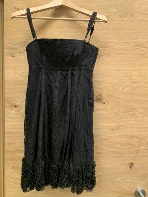 Dolce & Gabbana Black Mini Dress