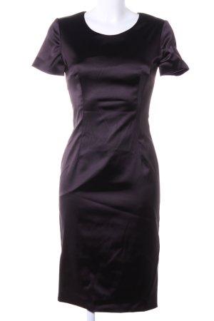 Dolce & Gabbana Falda estilo lápiz lila estilo «business»