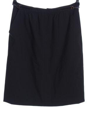 Dolce & Gabbana Bleistiftrock schwarz Casual-Look