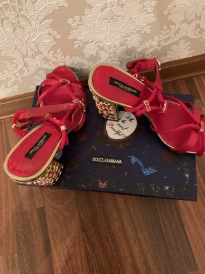 Dolce&Gabbana bling bling schuhe 36