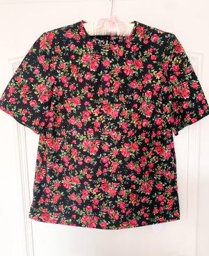 Dolce Gabbana Bluse Blumenmuster Gr. 34 *NEU*
