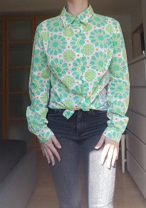 Dolce & Gabbana Bluse Retro Print