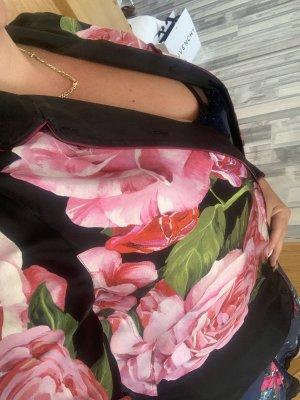 Dolce & Gabbana Glanzende blouse veelkleurig