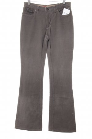 Dolce & Gabbana Boot Cut Jeans grau Casual-Look