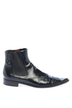 Dolce & Gabbana Booties schwarz Casual-Look