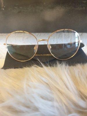 Dolce & Gabbana Brille 1313 1298 in rosegold