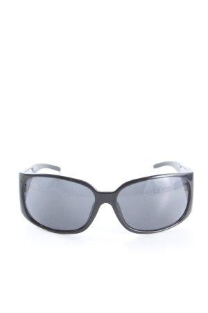 Dolce & Gabbana Occhiale nero-grigio chiaro stile casual