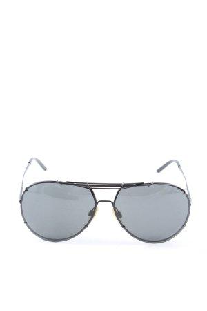 Dolce & Gabbana Brille schwarz Casual-Look