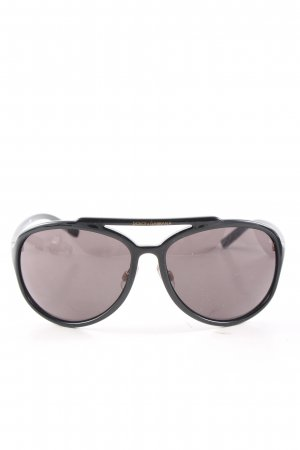 Dolce & Gabbana Glasses black casual look
