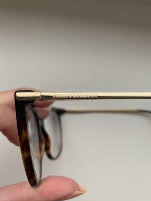 Dolce & Gabbana Glasses dark brown