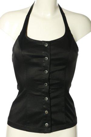 Dolce & Gabbana Top senza maniche nero stile casual